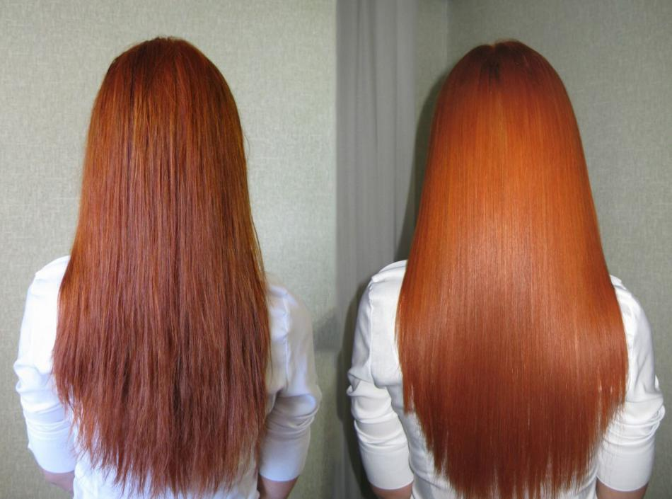 Челябинск ламинирование волос