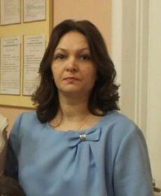 Гусева Ирина Петровна